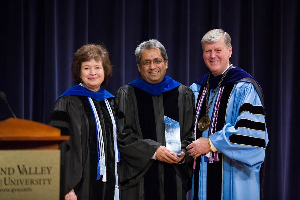 Faculty Awards Convocation